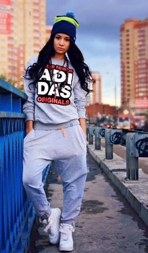 BAGGY CLOTHES FOR GIRLS
