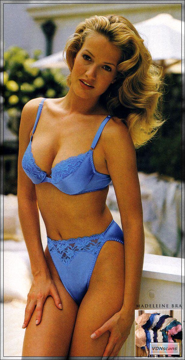 Karen Mulder - Classic Vintage - Victorias Secret ...
