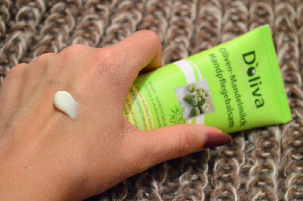 DOLIVA olivový balzam na ruky - KAMzaKRÁSOU.sk  #kamzakrasou #cosmetics #doliva #hand #handcream
