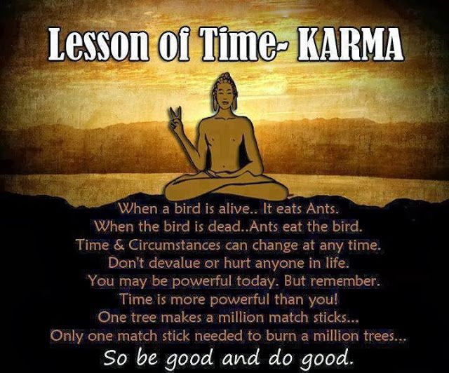 What Is Karma Karma Is The Sanskrit Word For Action It Is