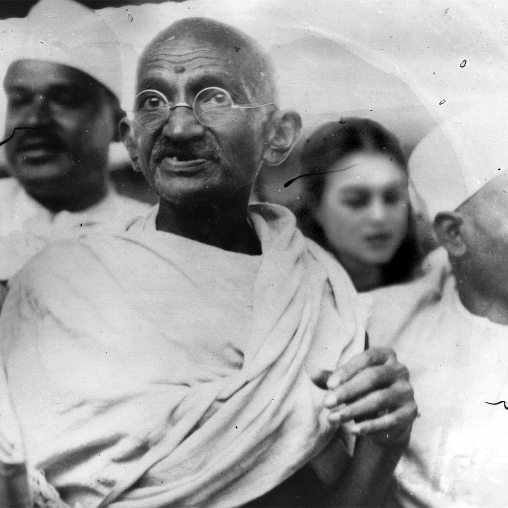 Mahatma Gandhi South Africa Salt March Assassination 5