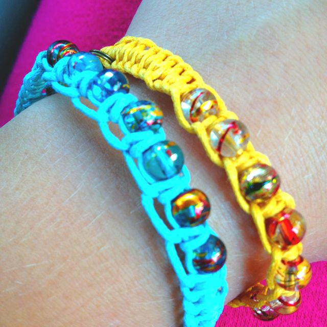 Cute Bracelets For Summer!