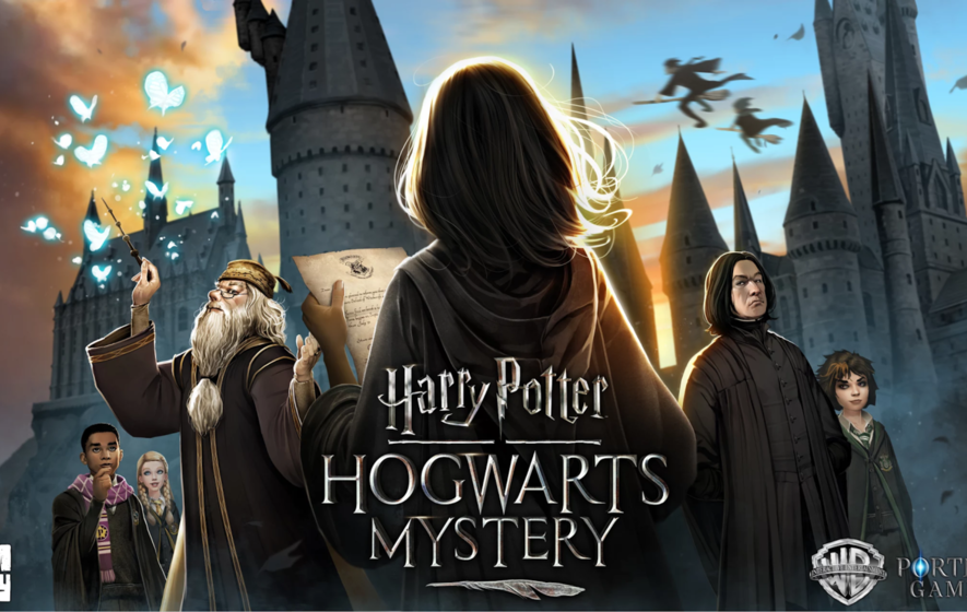 Harry Potter Hogwarts Mystery Android Game