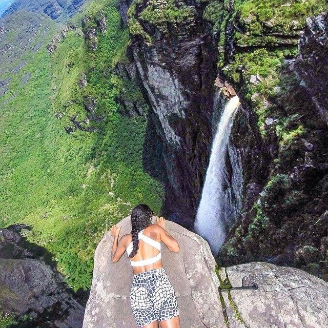 Location Cachoeira Da Fumaca Vale Do Capao Chapada Diamantina