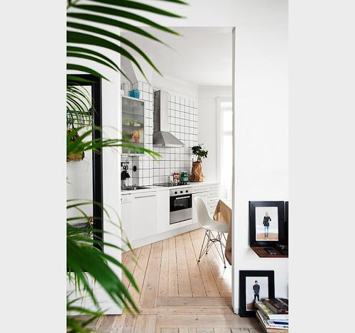 wooden floor appreciation society (via La maison d'Anna...