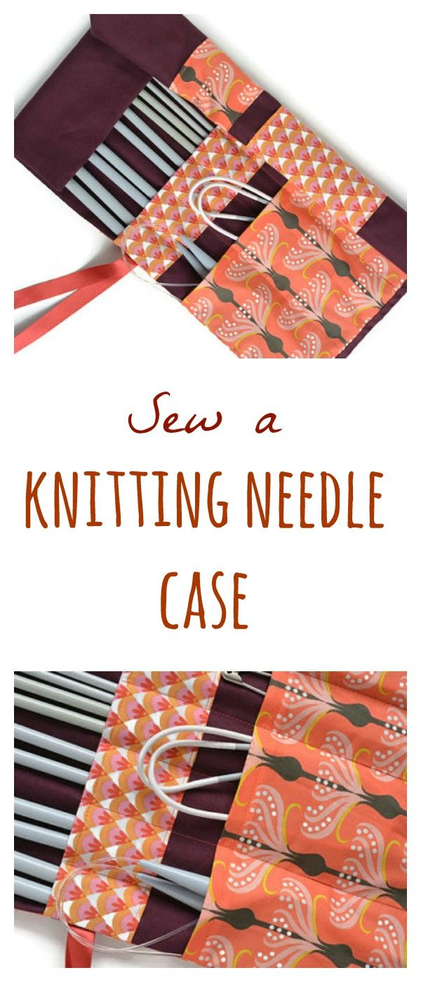 How to tie the tracks with knitting needles: a step-by-step instruction with a description