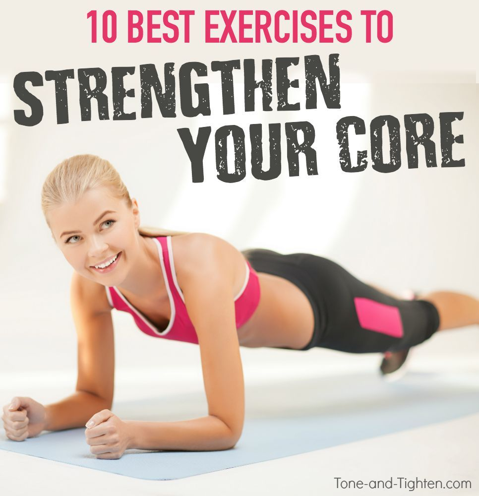 how to build core strength and abs
