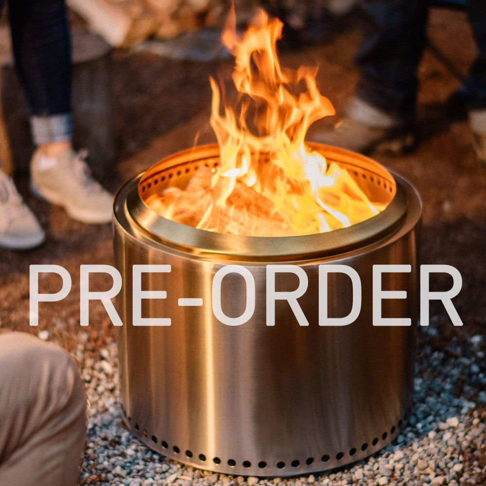 The Solo Stove Bonfire Is An Award Winning Portable Fire Pit Design.  Experience A Fire Pit That Is Easy To Light And Has A Near Smoke Free Burn.