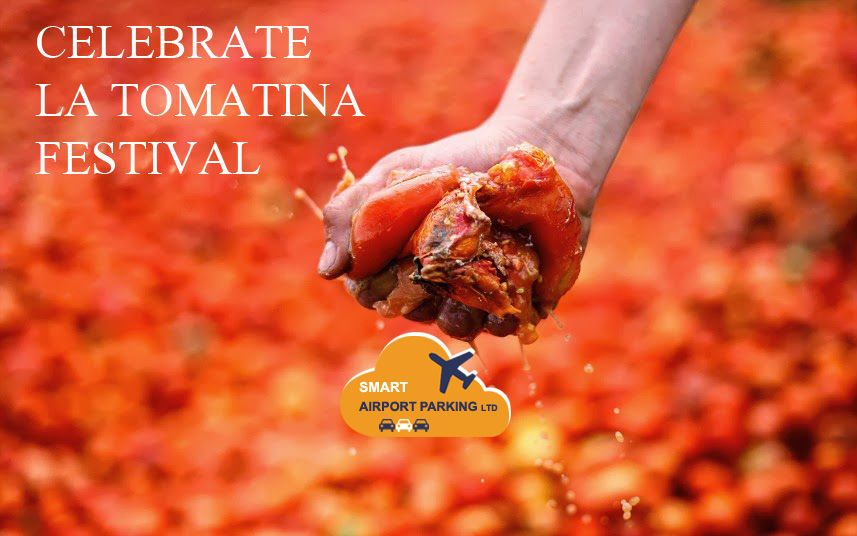 Book meetandgreetLuton for celebrating LA TOMATINA