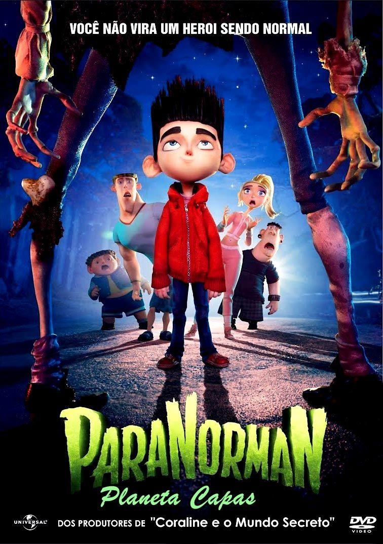 Paranorman Julho Tv Filmes De Animacao Lixeira Carro Filmes Familiares