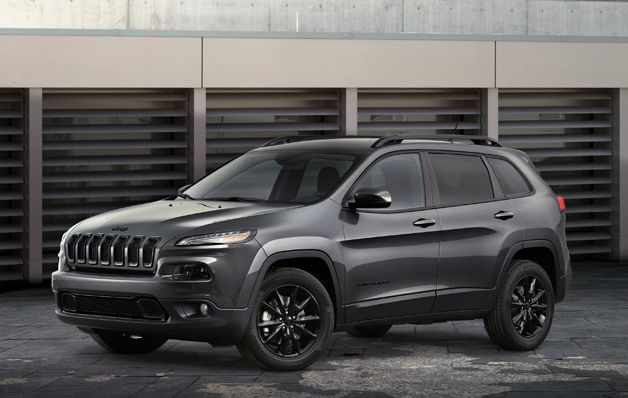 Jeep Cherokee Joins Altitude Trim Line Jeep Cherokee Jeep