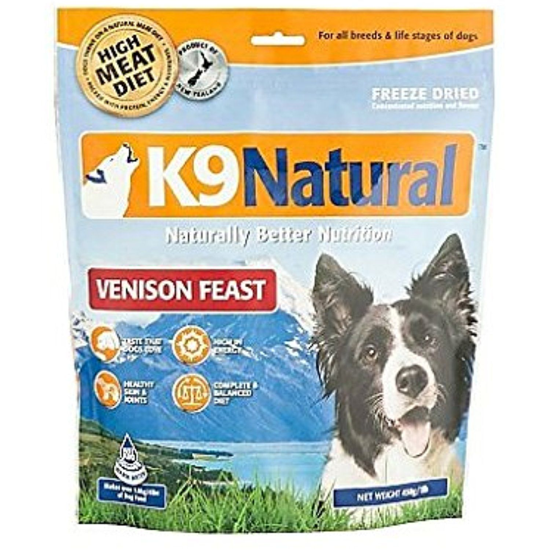 Replenish Pet Premium Dog Food K9 Grain Free All Breeds Treats 14