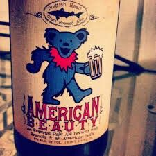 Dogfish Head American Beauty American Strong Ale