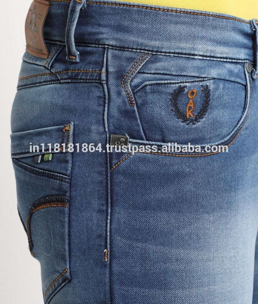 Denim In Neeted M Made India Jeans On Source 100Cotton 9YH2DWEI