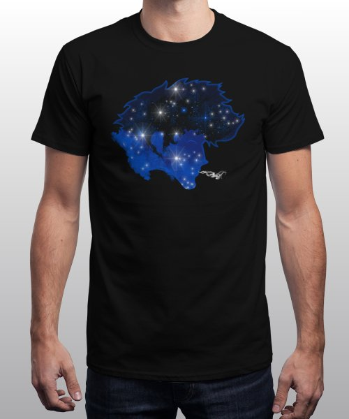 """Space Cowboy"" is today's £9/€11/$12 tee for 24 hours only on Pin this for… 