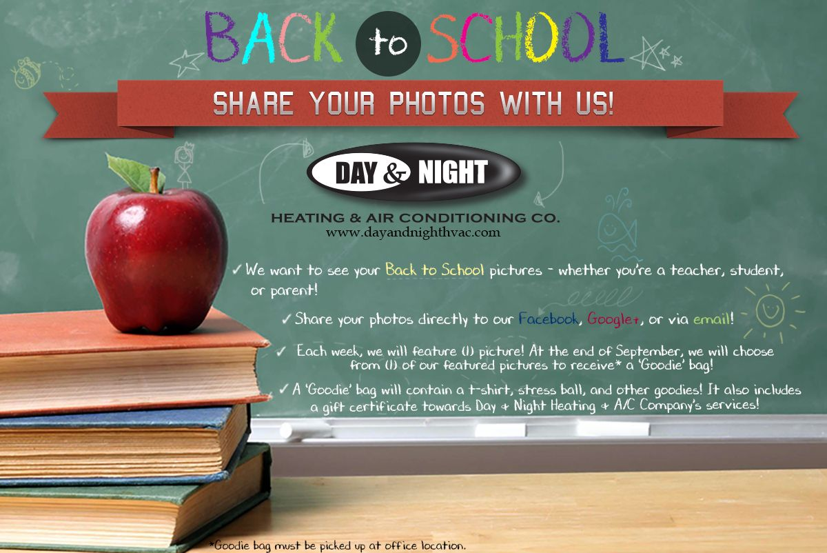 Back To School Pictures Share Them With Us On Our Facebook
