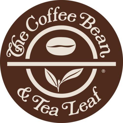 The Coffee Bean Tea Leaf Logo Tea Leaves Coffee Beans Tea Logo