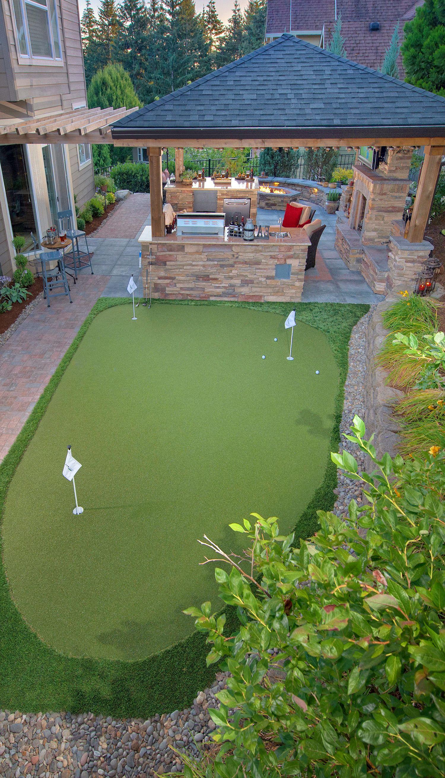 Jardin Sur Une Terrasse portfolio en 2020 | aménagement cour extérieur, décoration