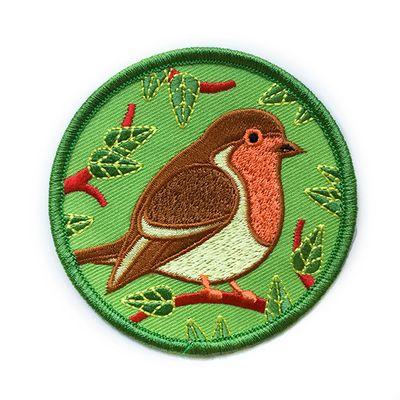 Birdwatching #4 - robin