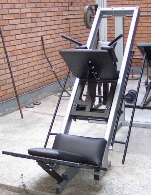 Prensa hack planos buscar con google maquinas de for Maquinas para gym