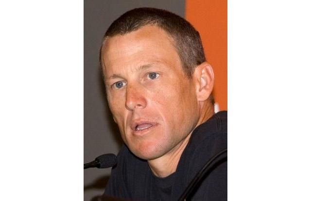 """As far as anyone knows, world champion cyclist Lance Armstrong wasn't exposed to any religion growing up. He is now an agnostic or atheist: """"If there was indeed a God at the end of my days, I hoped he didn't say, 'But you were never a Christian, so you're going the other way from heaven.' If so, I was going to reply, 'You know what? You're right. Fine.'"""""""