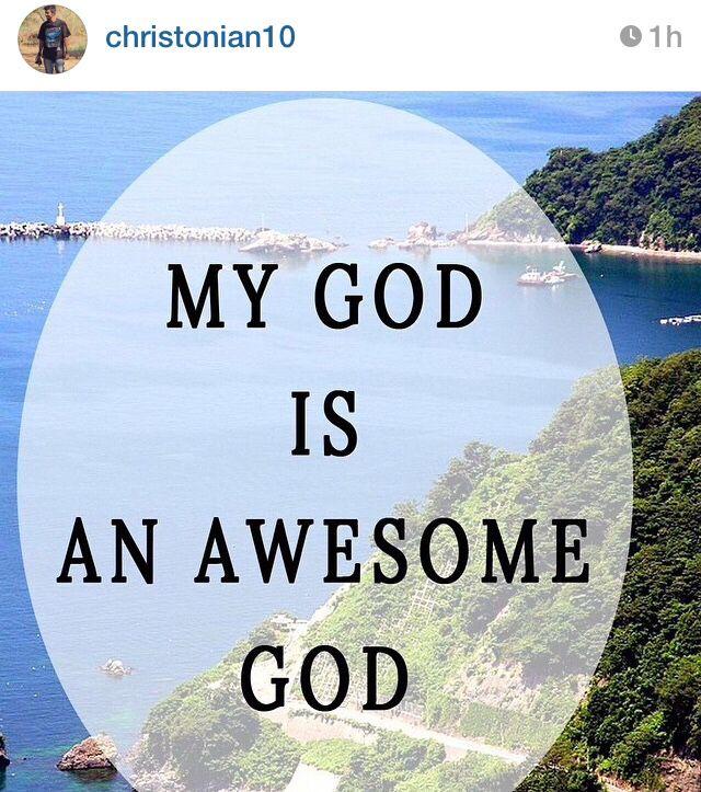 Guds storhet