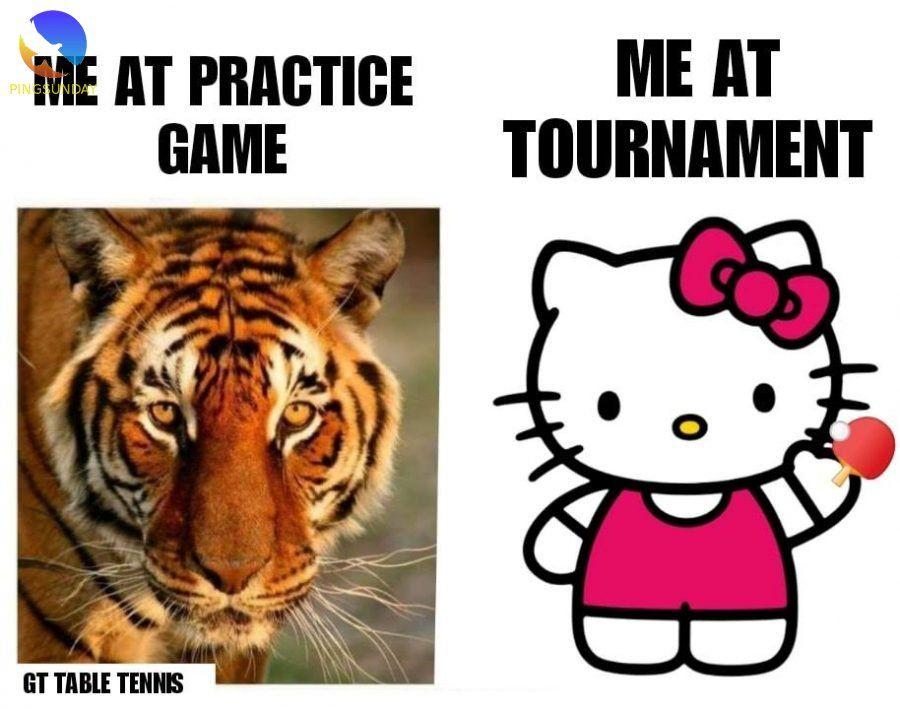 Best Table Tennis Jokes Funny Memes Pingsunday Table Tennis Sports Memes Tennis Funny