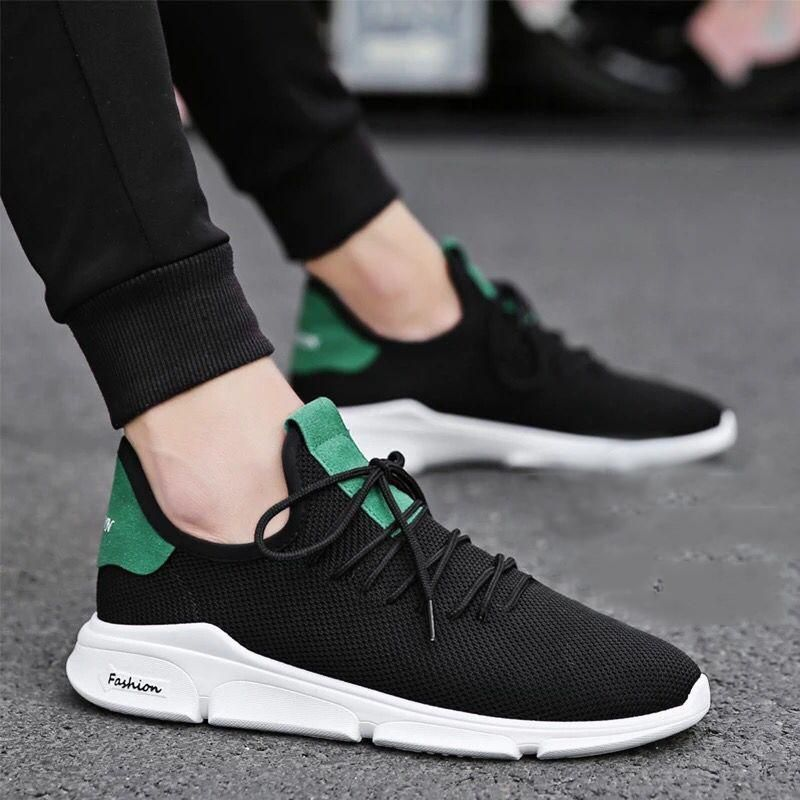 Casual Running Shoes Sneaker Breathable Board Shoes Lolayalls