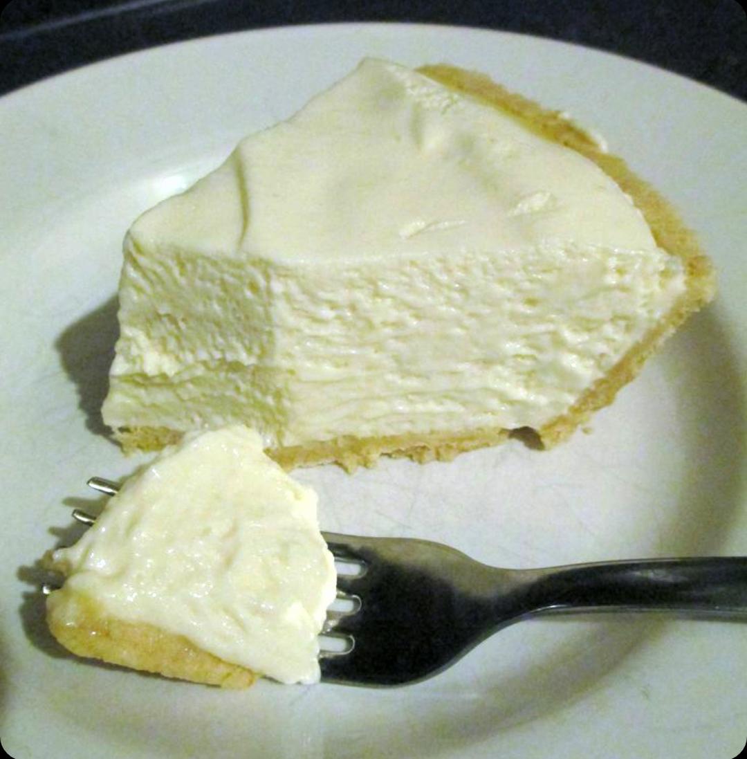 My Sister's Lemon Icebox Pie Recipe. It's The Best! In 2019