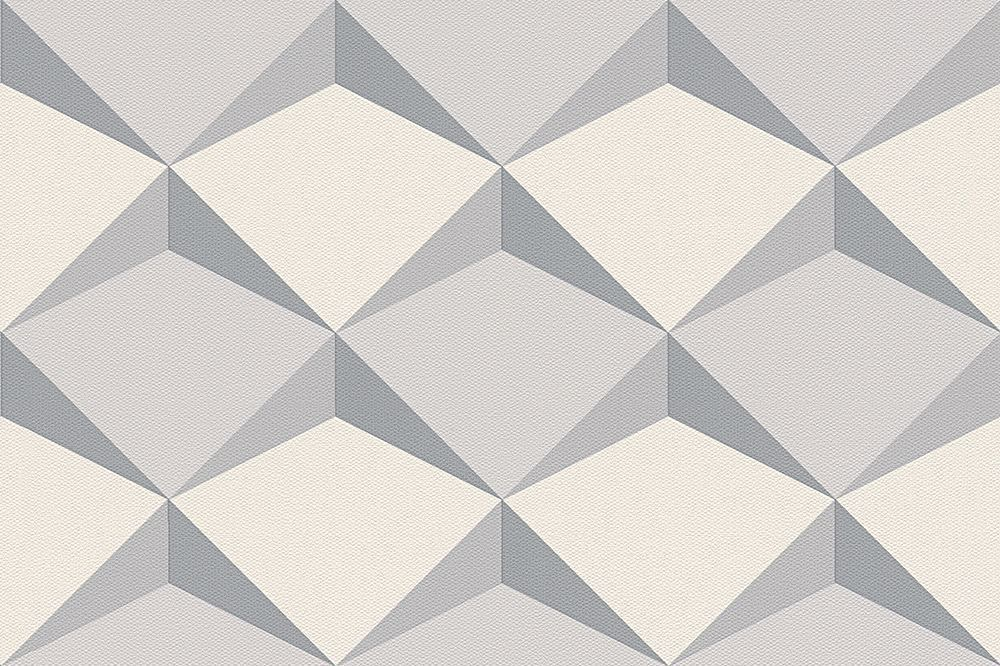 Geometric Diamond Grey wallpaper by Albany | Oliver\'s Room ...