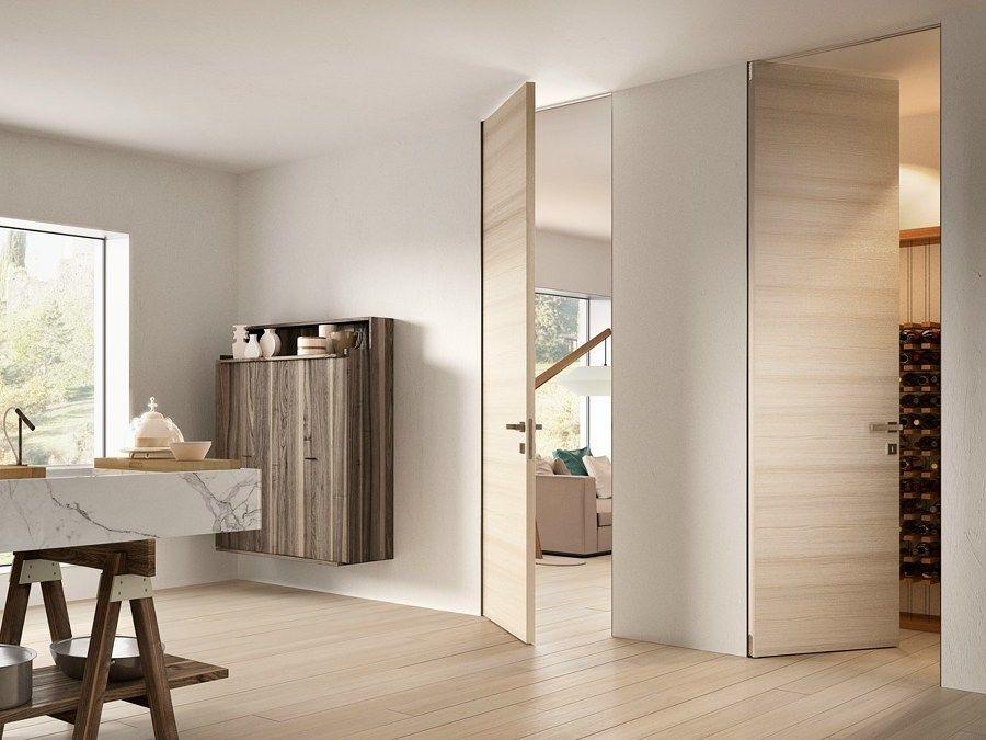 Puertas altas invisibles dise os interior hogares - Puertas correderas terraza ...