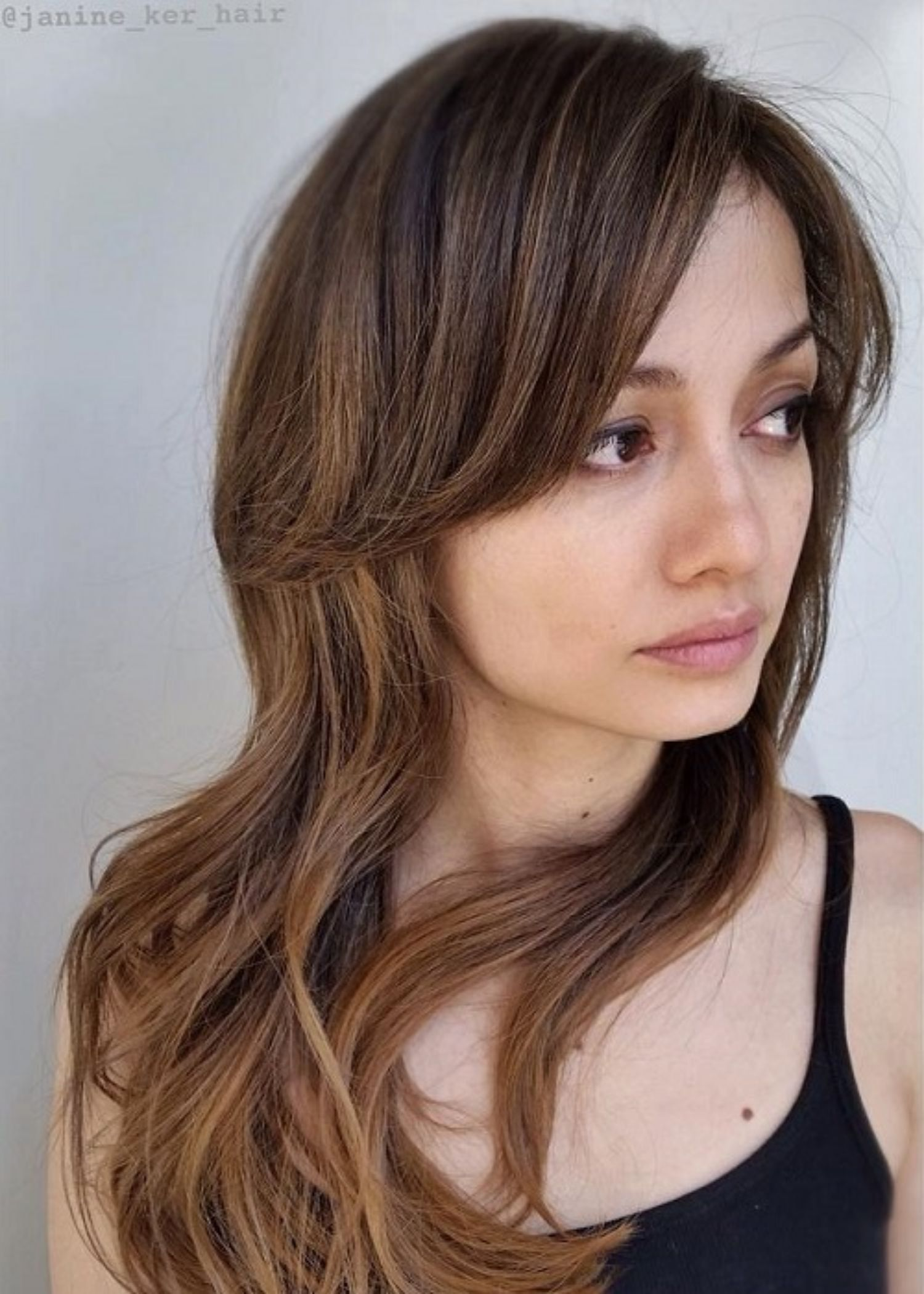 50 Best Hairstyles For Square Faces Rounding The Angles Styles