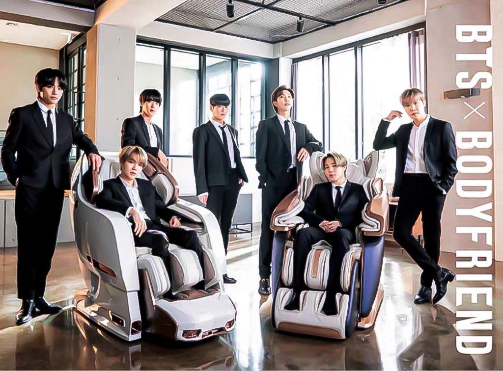 BTS x BODYFRIEND in 2020 | Bangtan, Bts boys, Bts