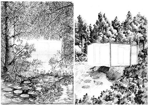 Tips For Drawing Backgrounds Drawings Background Comics Artwork