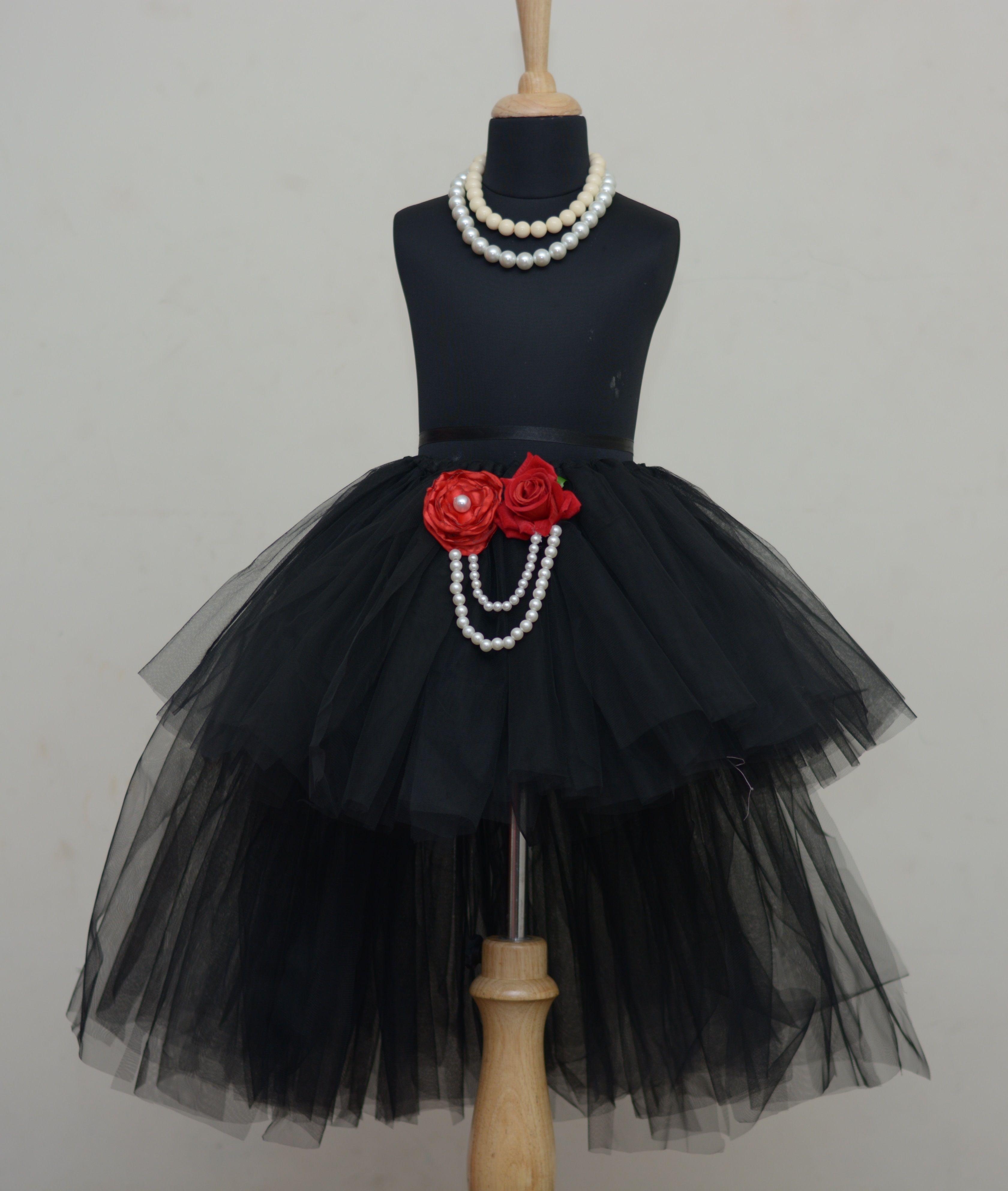 Little Diva High Low Tutu Skirt babygirls stylemylo
