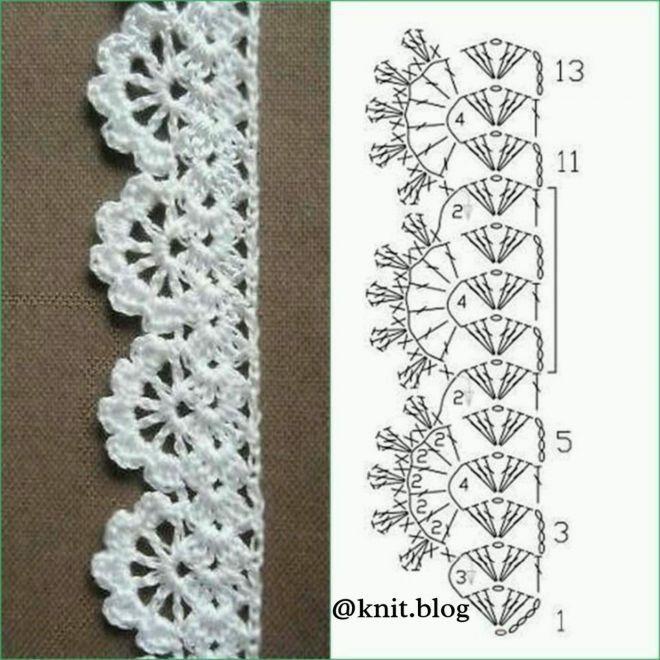 Pin de Cecilia de Hernandez en Crochet y Tricot ( Knitting/Dos ...
