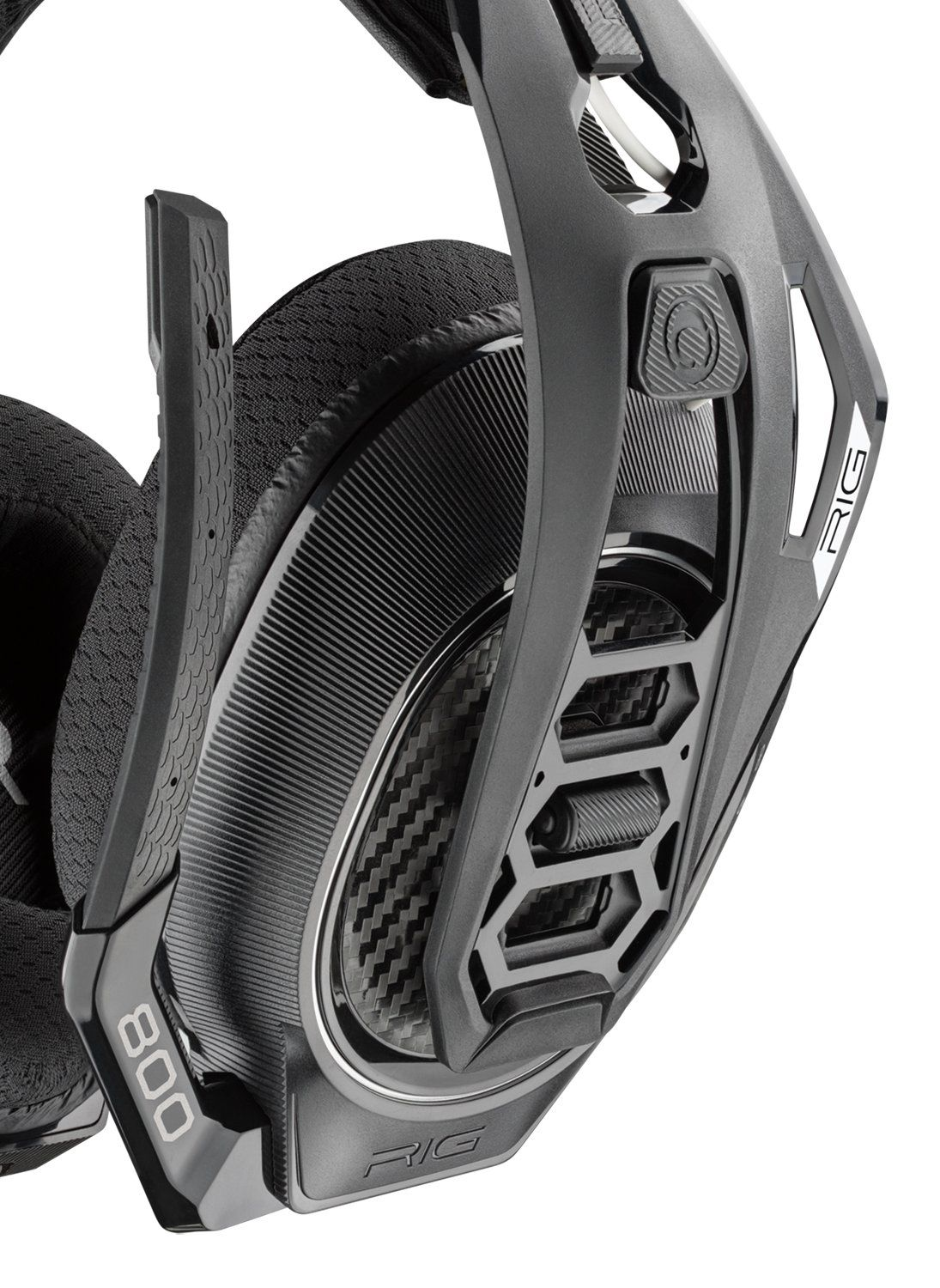 a7ced1a81e8 Plantronics Gaming Headset, RIG 800LX Wireless Gaming Headset for Xbox One  with prepaid Dolby Atmos Activation Code Included,#LX, #Wireless, #RIG, ...