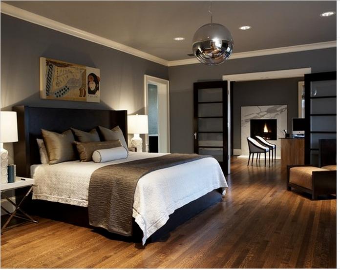 décoration chambre adulte moderne | Déco | Pinterest | Bedrooms ...