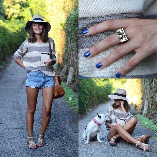 Под прикрытием: Модные летние шляпы 2014. ФОТО   Летние шляпы