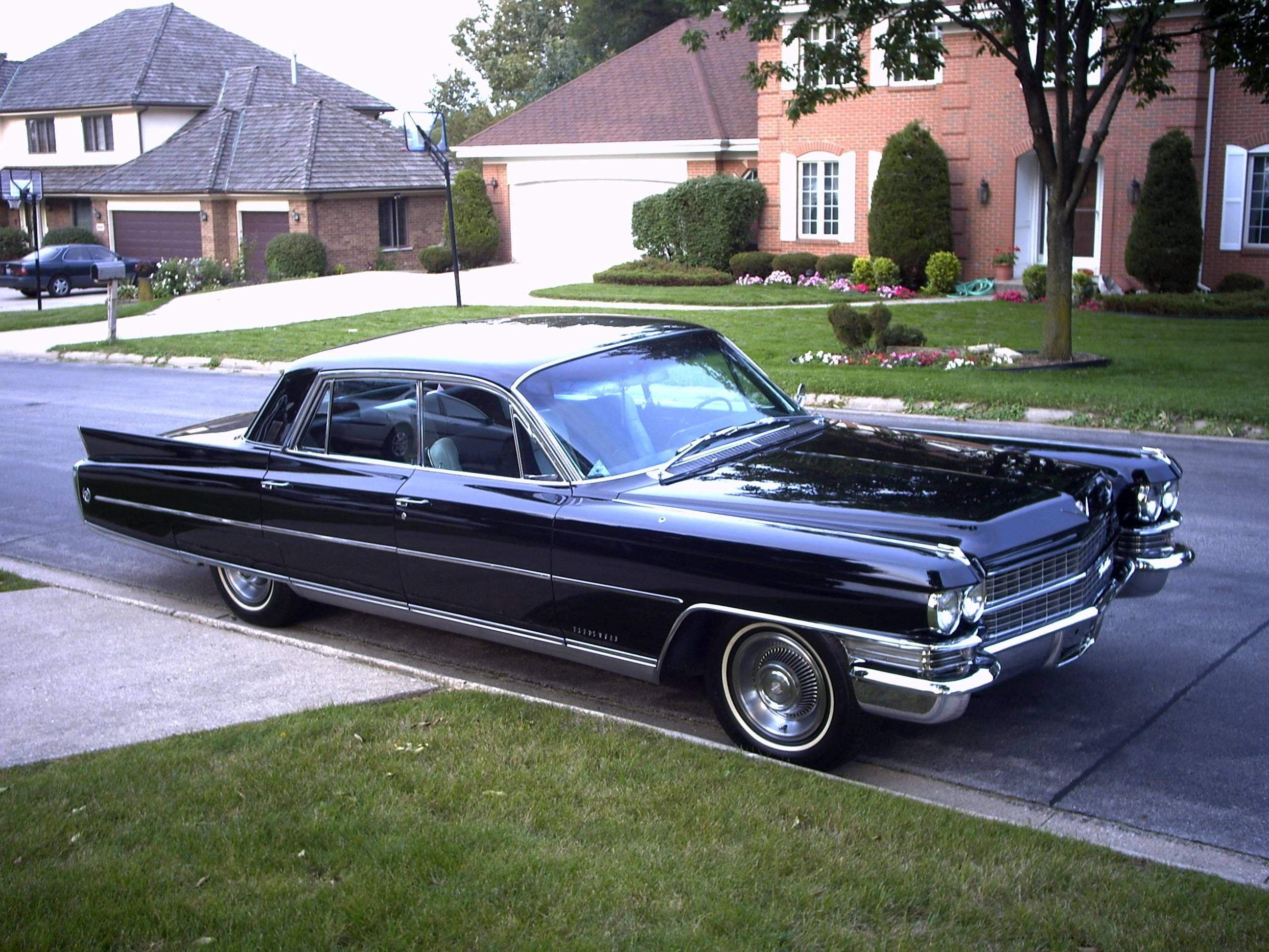 Pin on Cadillac: 1963 & 1964