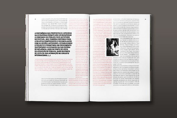 Jazz 20 Year Edition Book by Atelier Martinoña , via Behance