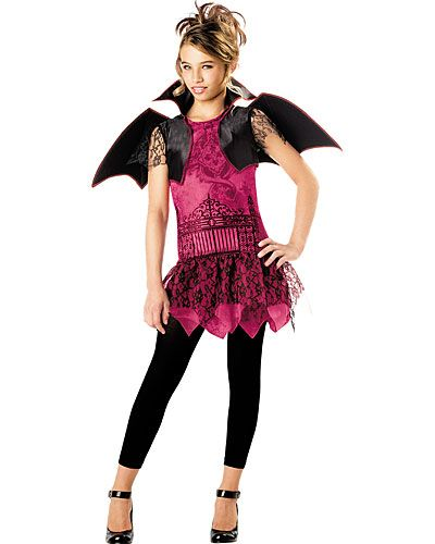 v&ire teenage costume | Party City - Teen Girls Twilight Trickster V&ire Costume customer .  sc 1 st  Pinterest & vampire teenage costume | Party City - Teen Girls Twilight Trickster ...