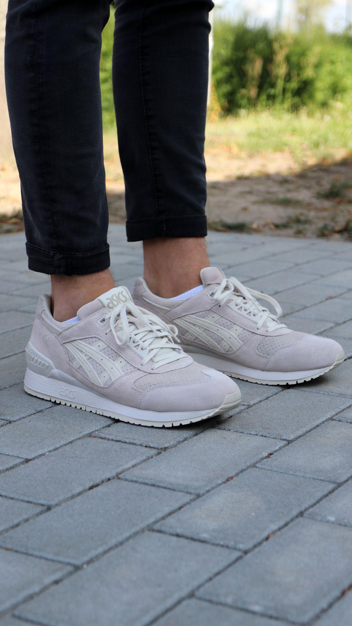 ASICS Tiger GEL Respector Sneaker | Sneaker, Asics tiger
