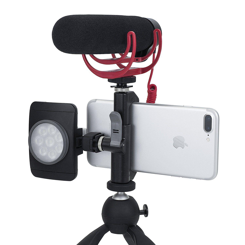 Glif Tripod Quick Release Mount Stand For Smartphones De Studio Neat Precio Eur 31 99 Env Equipo De Cámara Camara Para Grabar Accesorios Para Celular