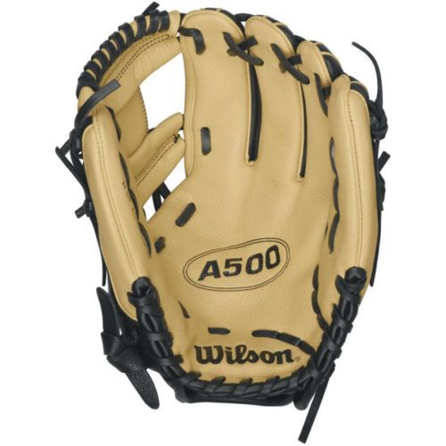 Mlb Wilson A500 All Positions Baseball Glove Leather Flexiblequality 11 5 034 Baseball Glove Leather Gloves Gloves