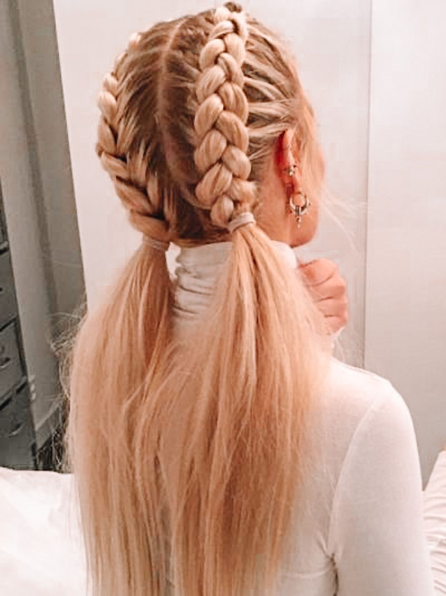 Pin By Michelle Grimsrud Coyle On My Wish List In 2020 Braided Hairstyles Hair Long Hair Styles