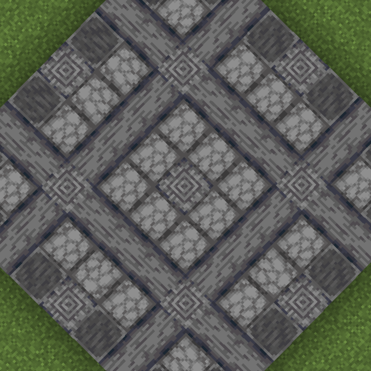 Polished Basalt Goes Well With The Top Of Furnaces And Blast Furnaces Minecraft In 2020 Minecraft Floor Designs Minecraft Blueprints Minecraft Architecture