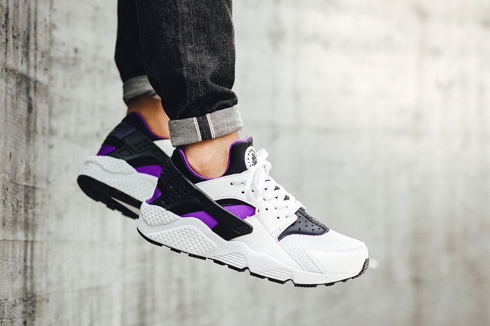 b074dd22a5c9 On Foot  Nike Air Huarache
