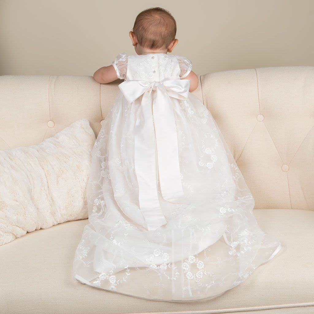 Pin by Baby Beau & Belle on Christening Gowns | Christening