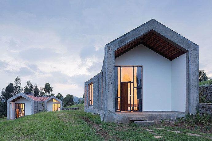 Gallery Of Butaro Doctors Housing Mass Design Group 1 Architecture Architecture Design Architectural Inspiration